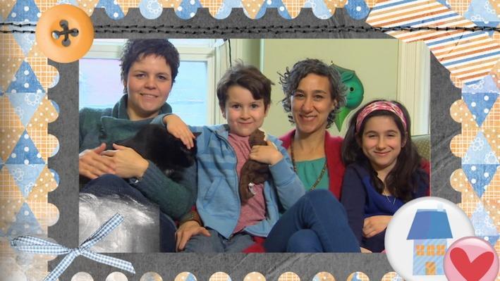 Holden et sa famille | Ma famille et moi