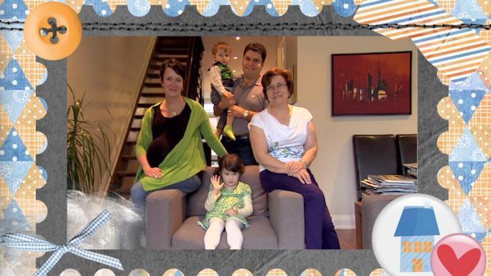 Clara et sa famille | Ma famille et moi