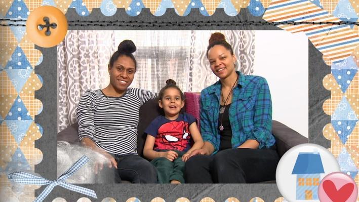 Tharan et sa famille | Ma famille et moi