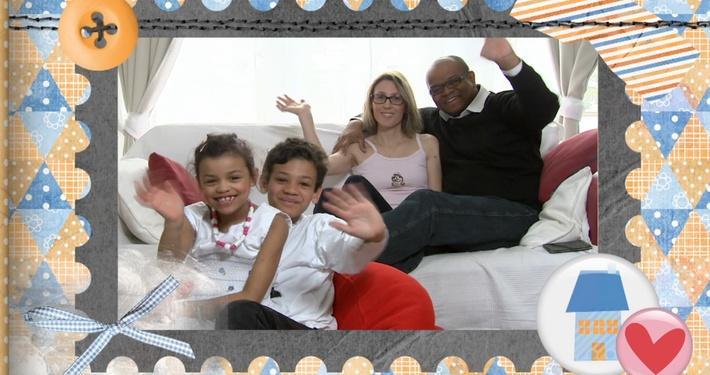 Camille et sa famille | Ma famille et moi