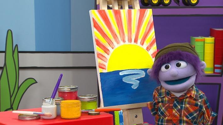 La peinture | Charlie s'adapte