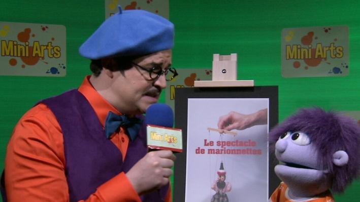 Spectacle de marionnettes | Charlie s'exprime