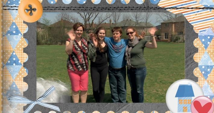 Connor et sa famille | Ma famille et moi
