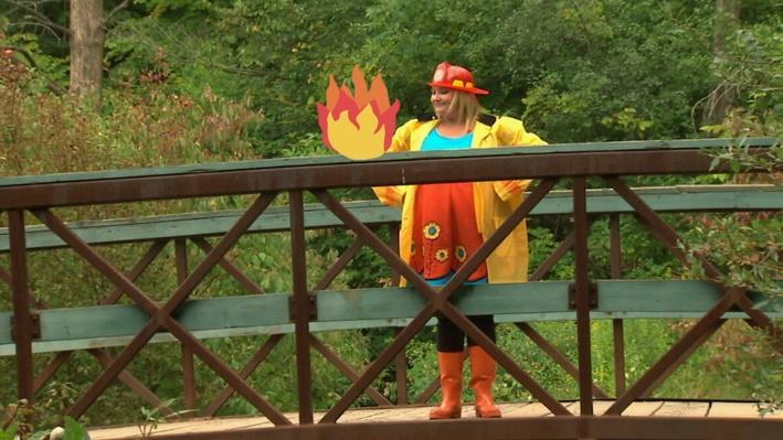 Pompier | Rébus
