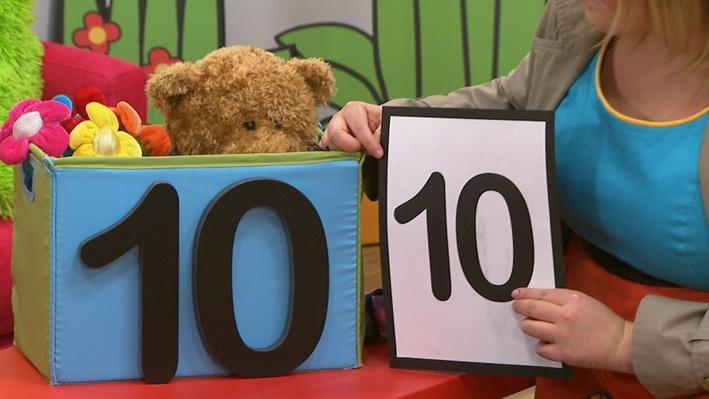 Le chiffre 10 | Trouve l'objet