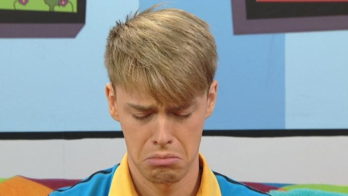 Triste   Comment se sent Christopher?