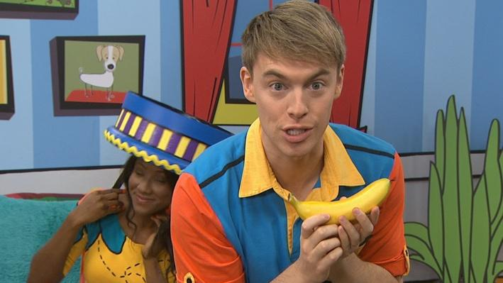 Banane | Le jeu du chapeau surprise