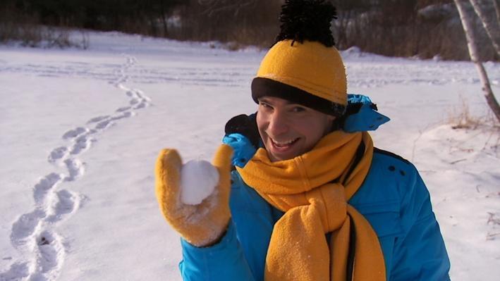 C'est l'hiver : La boule de neige 2 | Les saisons de Mini