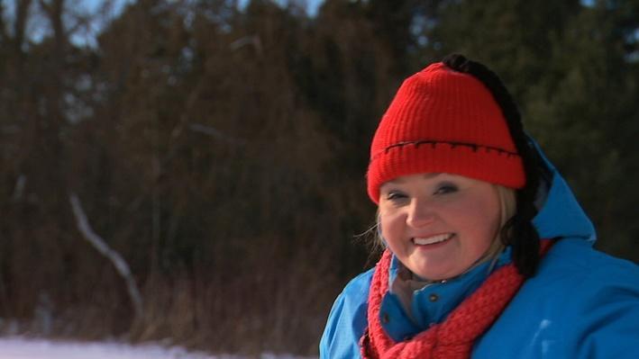 C'est l'hiver : L'exhalation | Les saisons de Mini