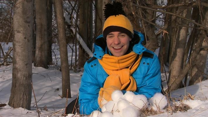 C'est l'hiver : La boule de neige 1 | Les saisons de Mini