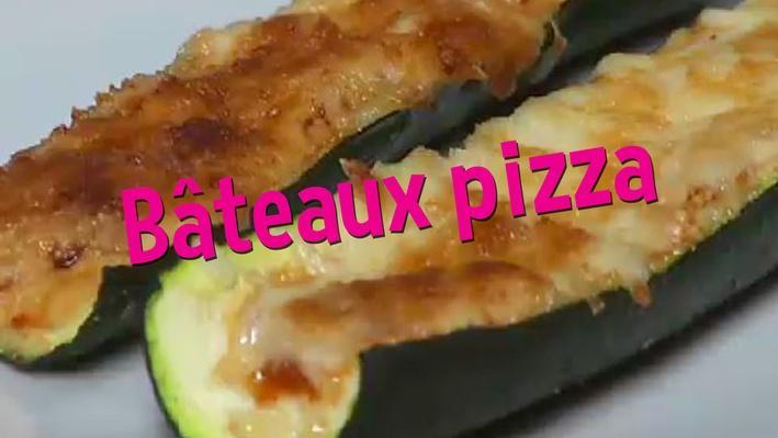 Bateaux pizza | Mini Miam