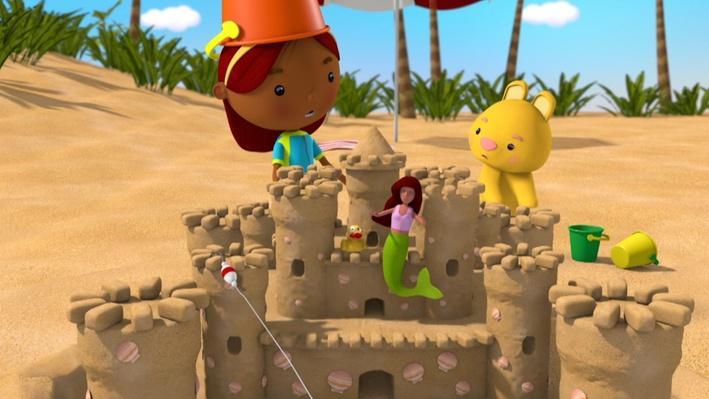 Ah mon beau château | Chansons traditionnelles en 3D (série 2)