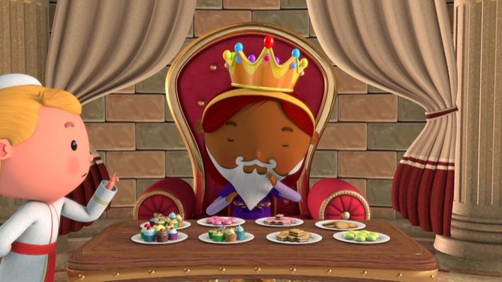 Le bon roi Dagobert | Chansons traditionnelles en 3D (série 2)