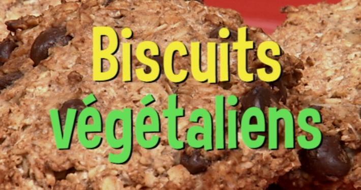 Biscuits végétaliens | Mini Miam