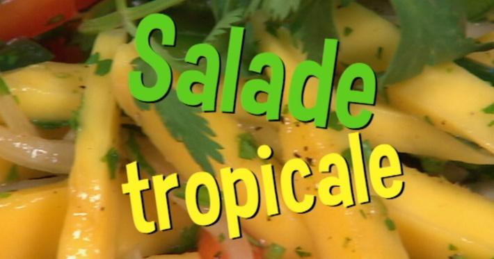 Salade tropicale | Mini Miam