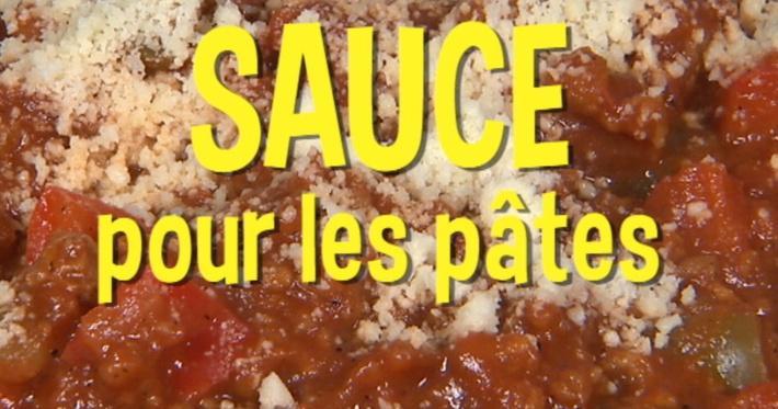 La délicieuse sauce pour les pâtes | Mini Miam