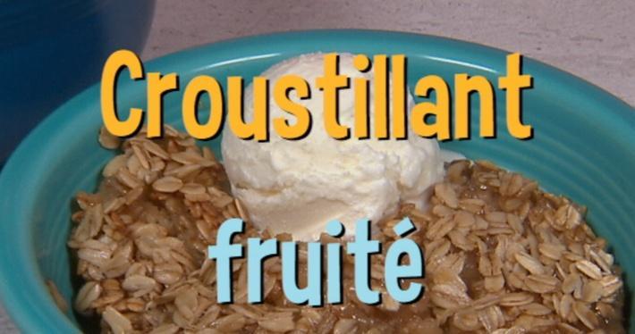 Croustillant fruité | Mini Miam