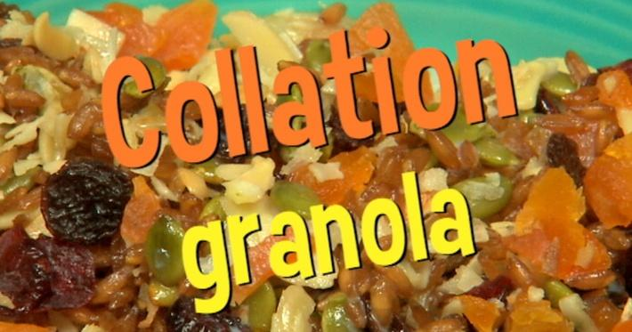 Collation Granola | Mini Miam