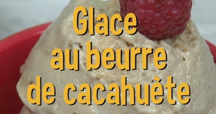 Glace au beurre d'arachide | Mini Miam