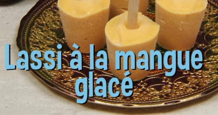 Lassi à la mangue glacé | Mini Miam