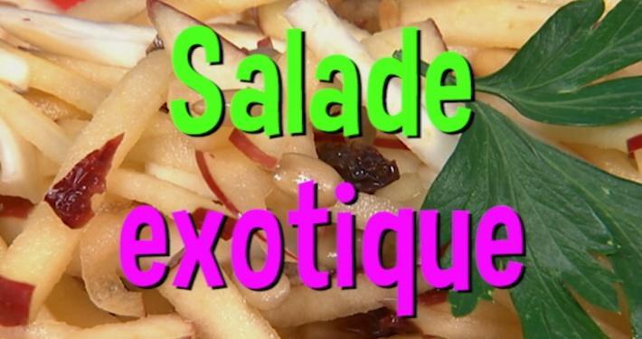 Salade exotique | Mini Miam