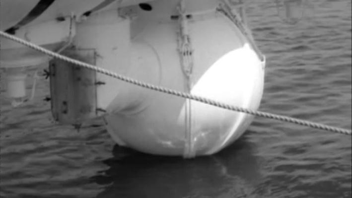 Beneath the Sea: Into the Deep with Bob Ballard | Bathyscaph