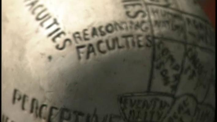 Scientific American Frontiers: Make Up Your Mind | Phrenology
