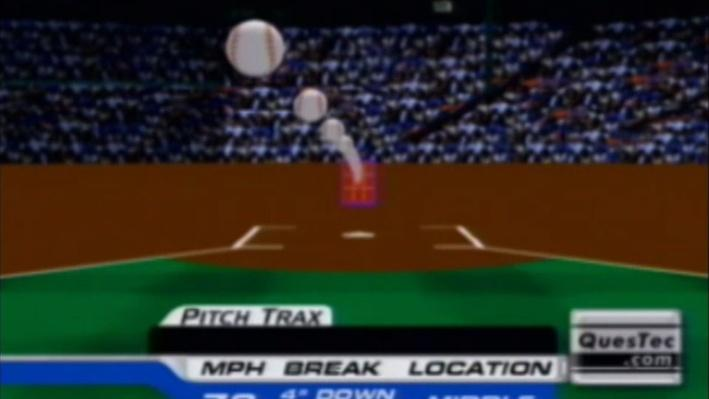 Scientific American Frontiers: On the Ball   Baseball Tech