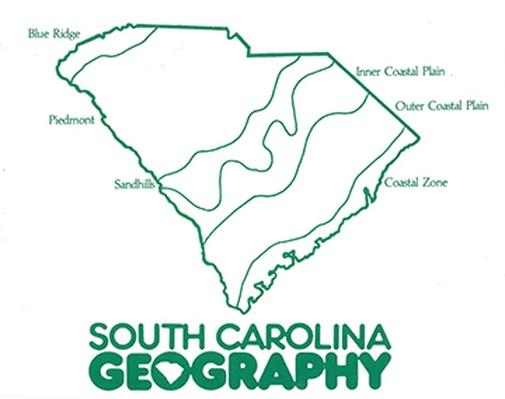 South Carolina Geography: The Blue Ridge