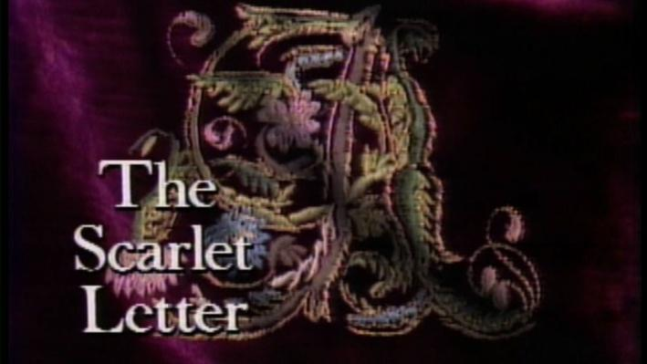 The Scarlet Letter: Parts 3 and 4