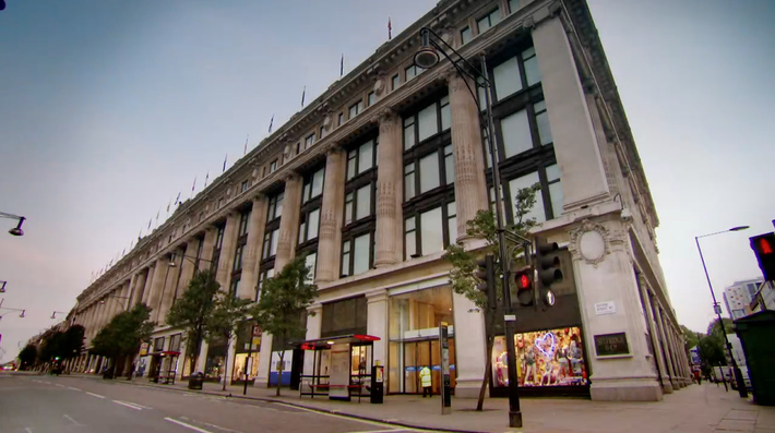 Secrets of Selfridges: Part 1
