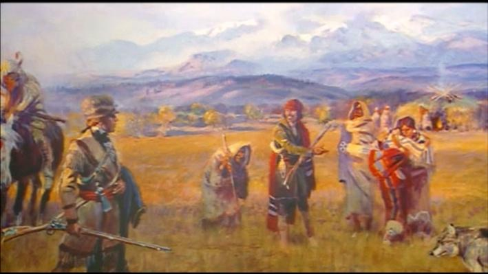 The Journey of Sacagawea | The Nez Perce