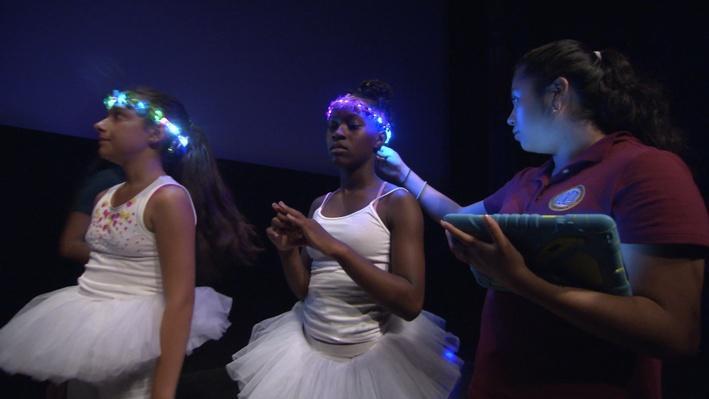 SciGirls | Baile Digital 03: Prueba (Test)