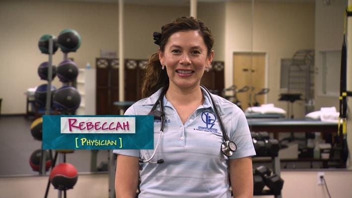 SciGirls | Dra. Rebeccah Rodriguez Regner: Médica / Physician