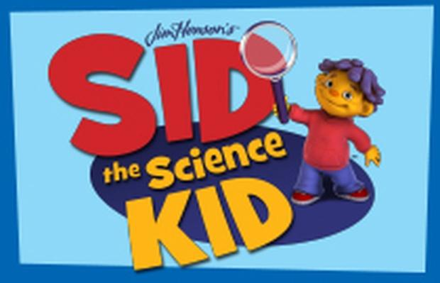 Searching for Symmetry - Sid the Science Kid | PBS KIDS Lab