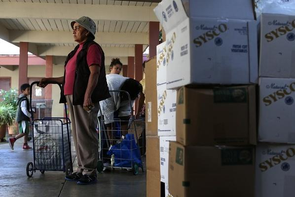 Food Stamp Program Changes Lead to 'Staggering' Increase in Need