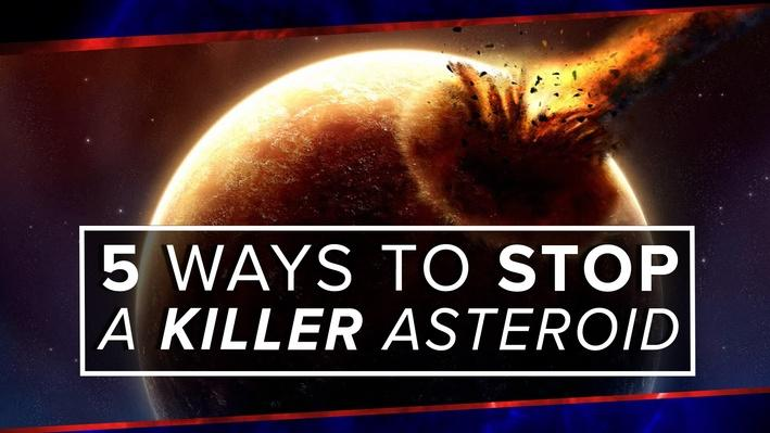 5 Ways to Stop a Killer Asteroid | PBS Space Time