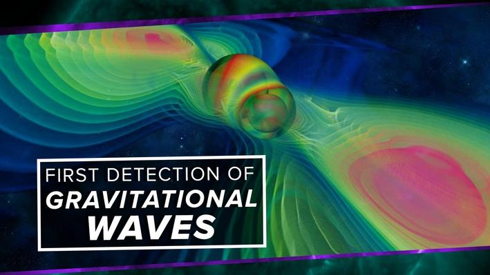 LIGO's First Detection of Gravitational Waves! | PBS Space Time