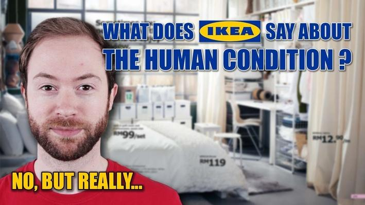SRSLY What Does IKEA Say About The Human Condition? | PBS Idea Channel