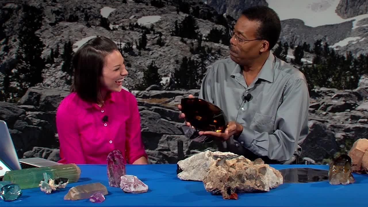 Gemstones to Cellphones | Smithsonian Science How