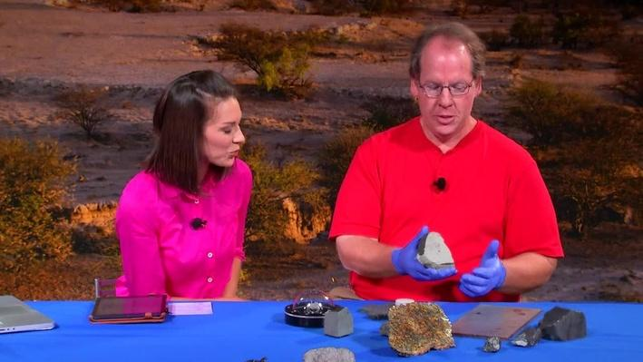 Astrogeology: Meteorites and Spacecraft Missions | Smithsonian Science How