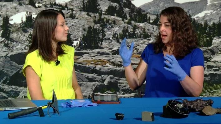 Exploring the Solar System with Antarctic Meteorites   Smithsonian Science How