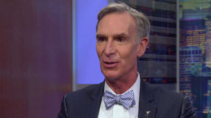 Bill Nye: Scientific Thinking and Climate Change