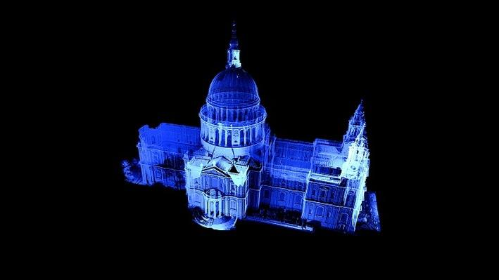 St. Paul's Cathedral | Time Scanners