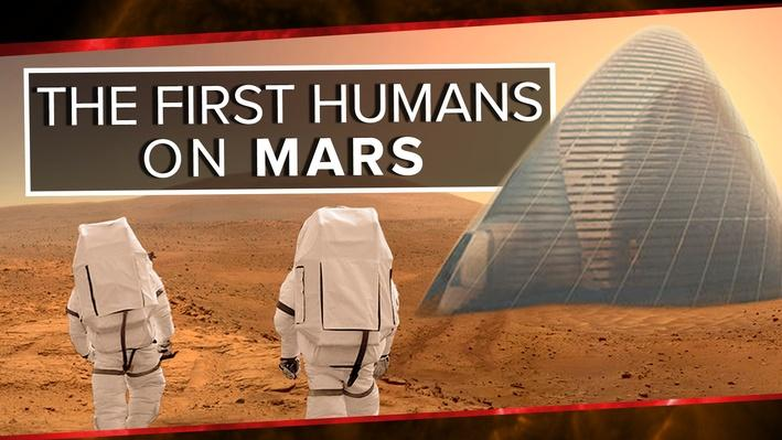 The First Humans on Mars | PBS Space Time