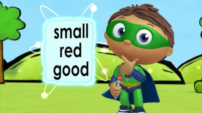 Super Why: The Three Little Pigs | Big, Not Pig