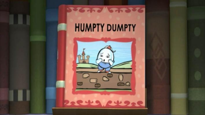 Super Why: Humpty Dumpty | Fear of Falling