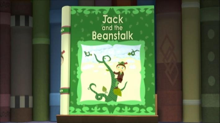 Super Why: Jack and the Beanstalk | Really Loud!