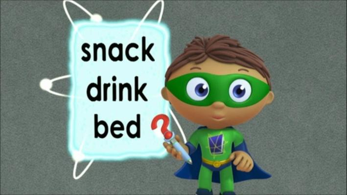 Super Why: Jack and the Beanstalk | Stop Yelling!