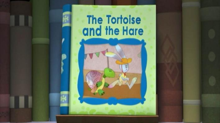Super Why: The Tortoise and the Hare | Ready, Set, Go